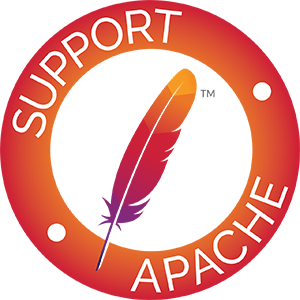 Support the Apache Software Foundation