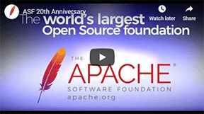 The Apache Software Foundation Blog: Entries tagged [milestone]
